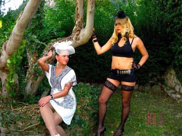 JolieAndFriends - Driely Riuston and Kora - Camilla's fan 1 [FullHD, 1080p]