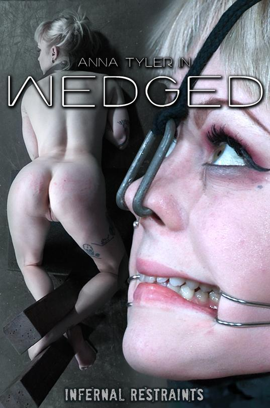 Anna Tyler (Wedged / 14.10.2016) [InfernalRestraints / HD]