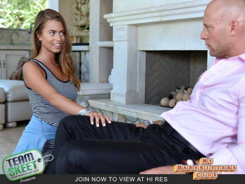 Jill Kassidy - The Provider Gets Provided For (15.10.2016) [TeamSkeet, MyBabysittersClub / SD]