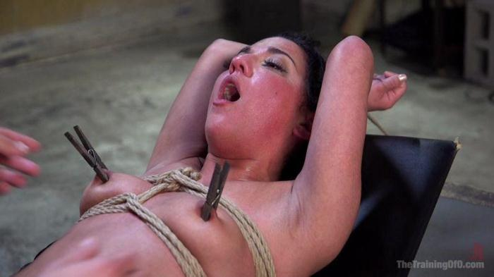 Th3Tr41n1ng0f0.com - Anal Training Amara Romani (BDSM, Bondage) [HD, 720p]