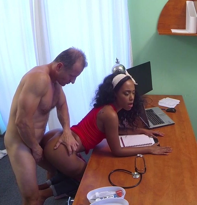 Noemilk - Two Cum Loads for Tight Ebony Pussy  [HD 720p]