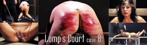 Lomp's Court - Case 8 [FullHD, 1080p] [3l1t3P41n.com] - BDSM, Torture