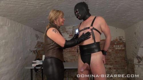 Domina-Bizzare.com [Lady Mercedes - The interrogation - Part 2] HD, 720p