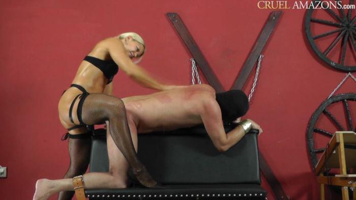 Cru3l4m4z0ns.com/Cruel-Mistresses.com - Mistress Zita - Zita's Brutal Party (Femdom, Strapon) [FullHD, 1080p]