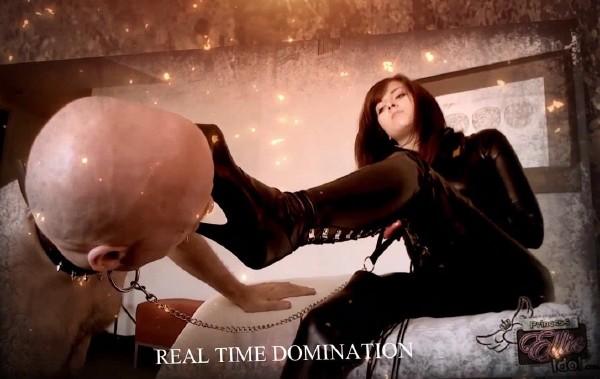 Ellie Idol - Wel-Cum To Hell [FullHD 1080p] PrincessEllieIdol.com