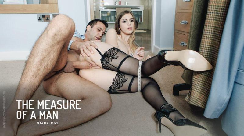 OfficeObsession.com: Stella Cox - The Measure of a Man [SD] (394 MB)