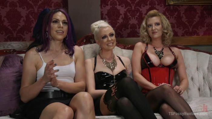 Lorelei Lee, Kelli Lox, Cherry Torn - Shemale on female (TSPussyHunt3rs) HD 720p