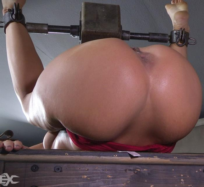 SexuallyBroken: London River - London River Cant Stop Cumming When Bound with Rough Anal Sex!  [HD 720p]  (BDSM)