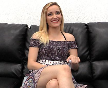 Alenia - Anal Casting With DP / 24.10.2016 [BackroomCastingCouch / SD]