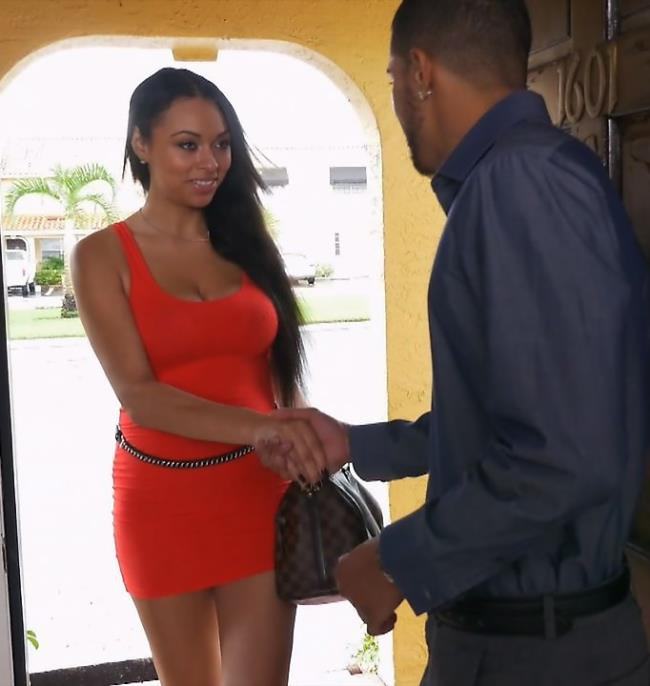 BrownBunnies/BangBros: Bethany Benz - A night with Bethany Benz  [HD 720p]  (Interracial)
