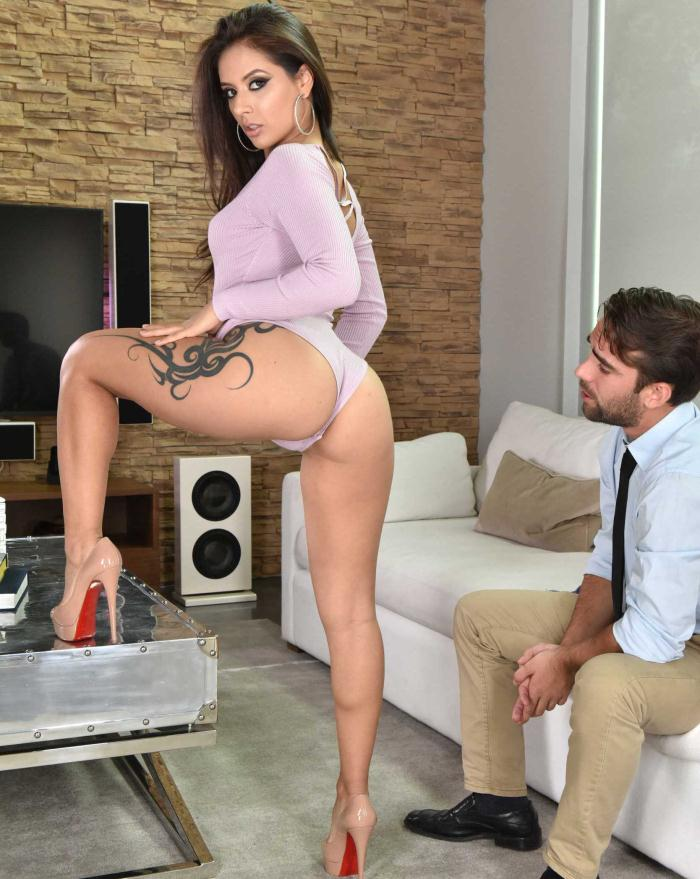 Jynx Maze - My Girl Loves Anal  [HD 720p]