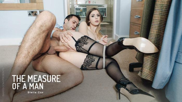 Stella Cox - The Measure of a Man [SD/480p/394 MB]