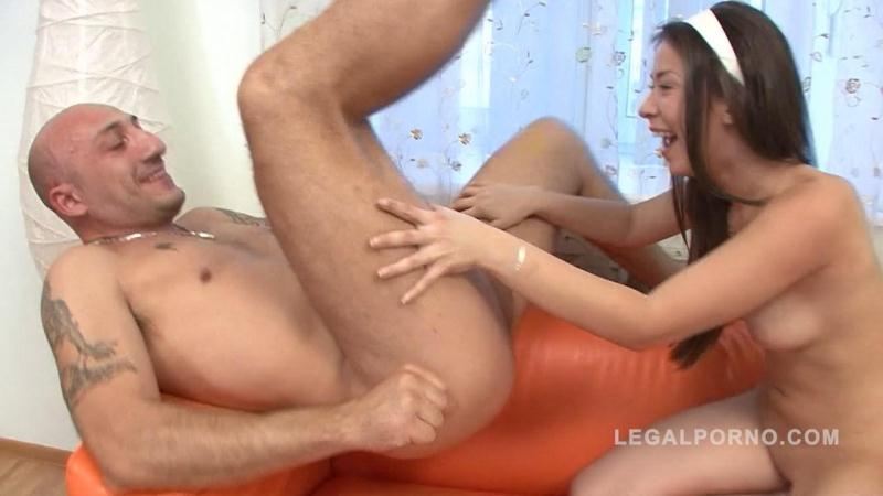 Teen slut Lilo got her pussy fucked by huge cock NR165 / 2016 [LegalPorno / HD]