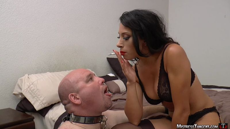 Mistress Tangent - Smoke stacked [MistressTangent / HD]
