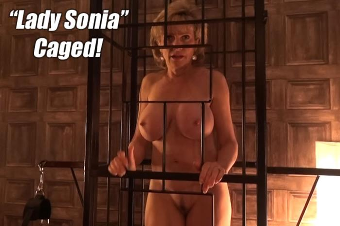 Lady-Sonia.com - Lady Sonia - Lady Sonia Caged [FullHD 1080p]