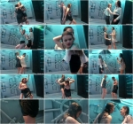Cute Chicks Party Underneath The Club Shower (4llW4m) SD 540p