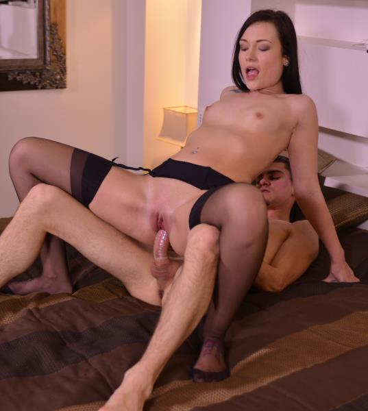 Anna Siline, fucked harder: Anna Siline - DorcelClub 1080p