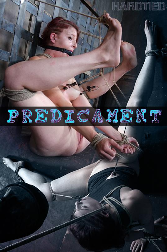 HardTied: Kel Bowie - Predicament�  [HD 720p]  (BDSM)