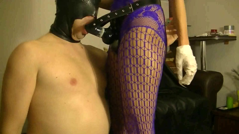 Silicone Godess back with more hardcore shitting - Femdom (SCAT / 21 Oct 2016) [FullHD]