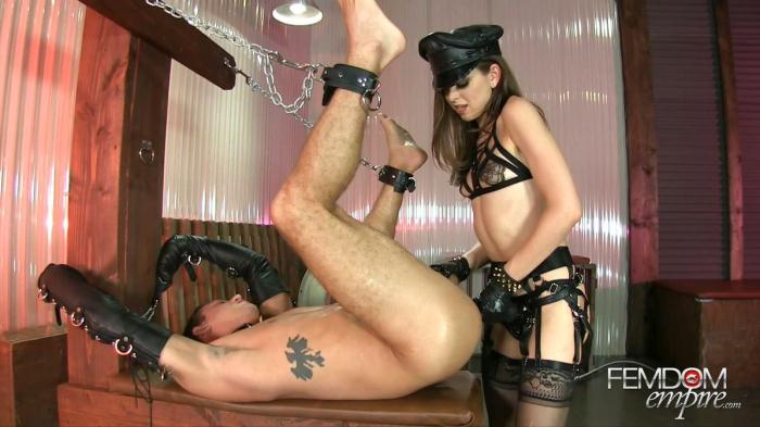 FE - Slut-Hole Anal Training Program (Femdom, Strapon) [FullHD, 1080p]