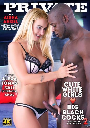 Private Specials 155: Cute White Girls Love Big Black Cocks 2 (2016) WEBRip/4K