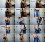 Scat in the jeans in the kitchen (SCAT / 14 Oct 2016) [FullHD]