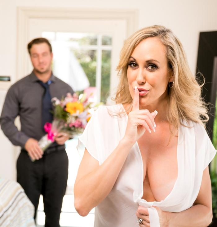 PrettyDirty: Brandi Love - Two Men, One Wife  [HD 720p]  (Milf)