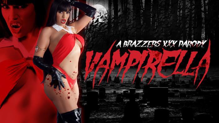 BrazzersExxtra.com - Mercedes Carrera - Vampirella: A XXX Parody [SD 480p]