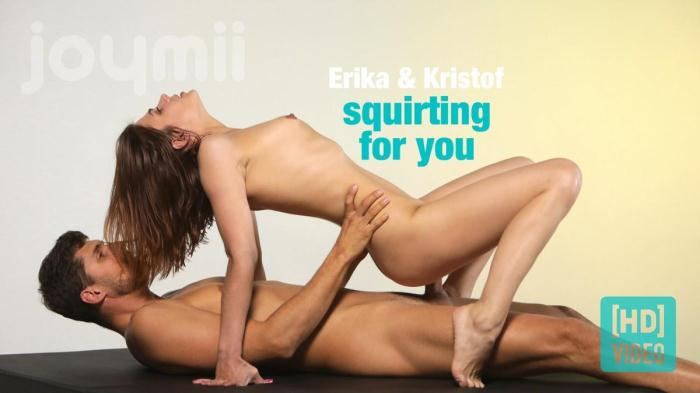 J0yM11: Erika K - Squirting For You (SD/540p/213 MB) 28.10.2016
