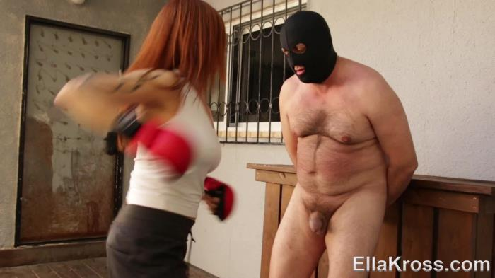 Working Out by Punching My Slave's Naked Belly! [FullHD 1080p]