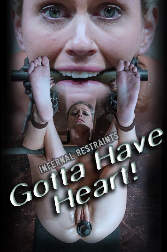InfernalRestraints.com - Sasha Heart - Gotta Have Heart! [HD 720p]