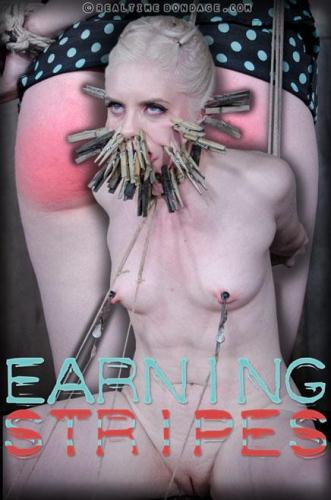 Earning Stripes Part 1 [HD, 720p] [RealTimeBondage.com] - BDSM, Torture