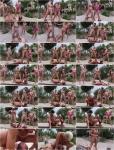 Piss und Leckspiele mit geilen 5 Girls [HD 1072p]