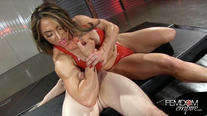 F3md0m3mp1r3.com: Muscle Milked [FullHD] (813 MB)
