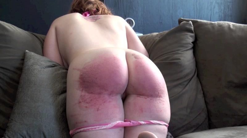 Ginger - Naughty Redhead Discipline [SpankingSunday / FullHD]