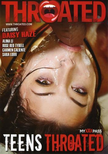Teens Throated (2016) WEBRip/FullHD