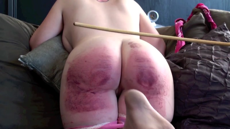 SpankingSunday.com: Ginger - Pouty Redhead's Discipline [HD] (641 MB)