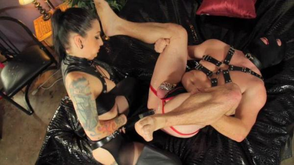 CybillTroy - Cybill Troy - Caned and Fucked [SD, 406p]
