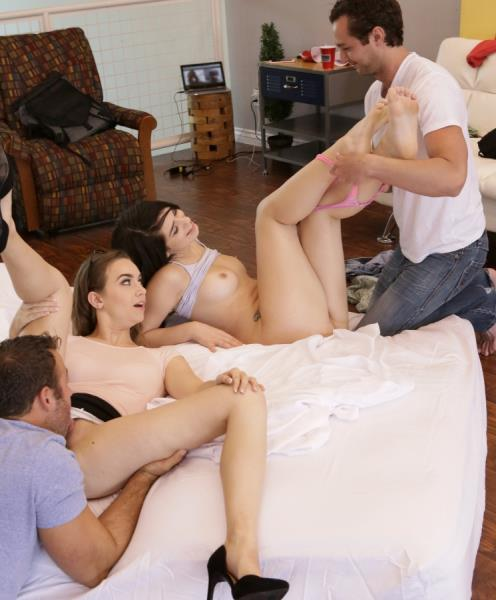 TeacherFucksTeens.com - Joseline Kelly, Tali Dova - Students Caught By Teacher [FullHD 1080p]