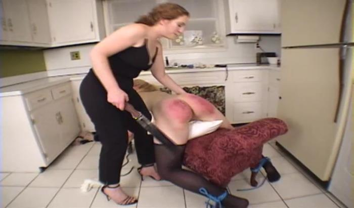 Painful lesson for girl she will never forget [SD 480p]