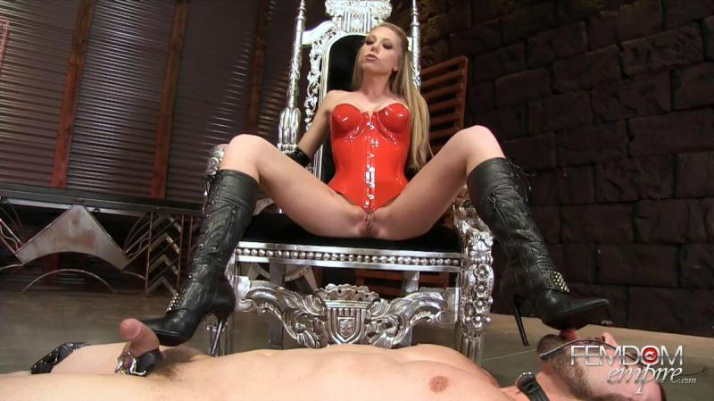 F3md0m3mp1r3.com: Shawna Lenee - Begging Boot Bitch [FullHD] (733 MB)