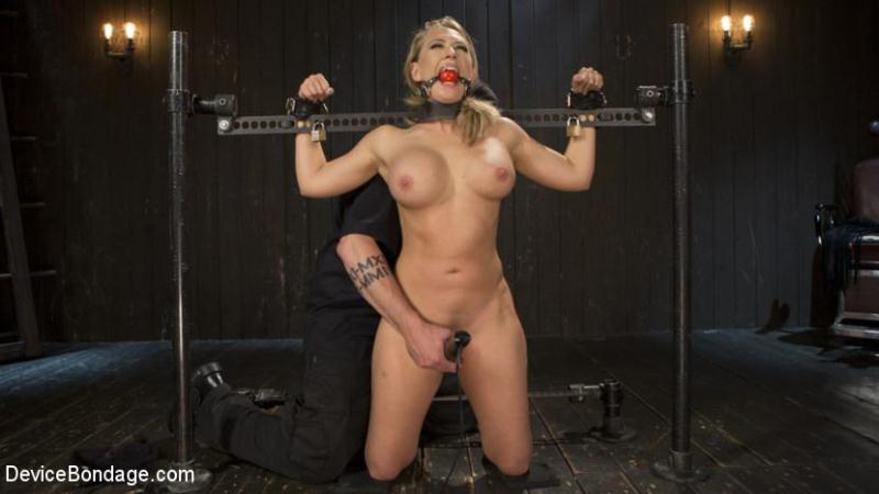 D3v1c3B0nd4g3.com: Kagney Linn Karter - Making of a Masochist [HD] (1.63 GB)