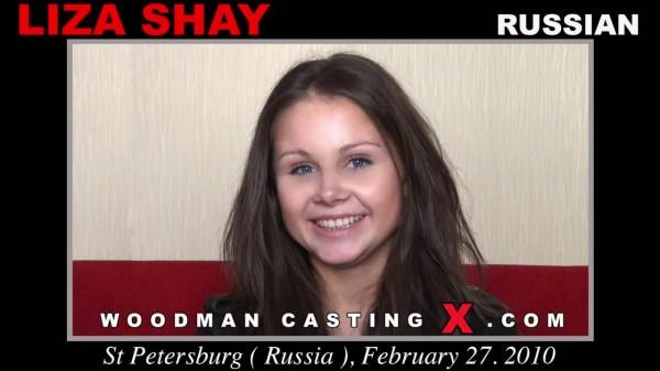 Casting X 87: Liza Shay aka Dulce, Brooklyn - WoodmanCastingX 480p