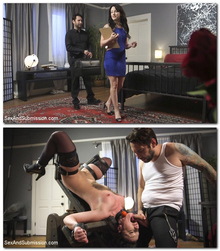 SexAndSubmission/Kink: Jennifer White - Air BnD Nightmare!  [SD 540p]  (BDSM)