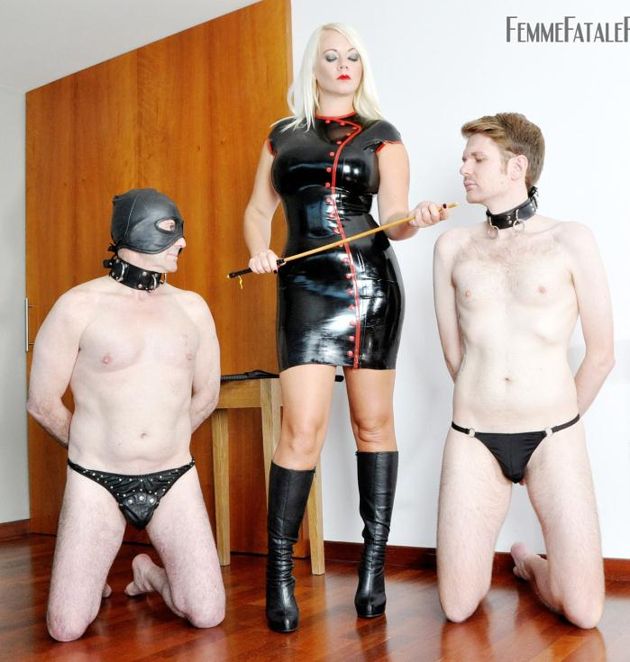 FemmeFataleFilms: Divine Mistress Heather - Reward or Forfeit  [HD 720p]  (Femdom)