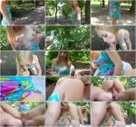 Publ1cP1ckUps: Alana Moon - Amateur Euro Blonde's Sextape (SD/480p/282 MB) 25.10.2016