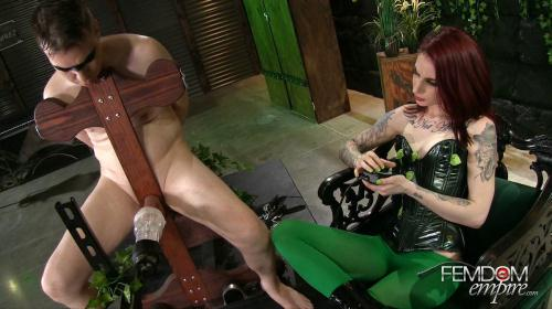 FE [Forced Orgasms by Poison Ivy - Sheena Rose] FullHD, 1080p