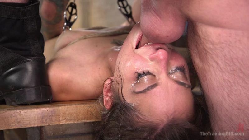 Th3Tr41n1ng0f0.com: Kacie Castle Awesome Anal Training! [HD] (2.60 GB)