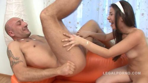 LegalPorno.com [Teen slut Lilo got her pussy fucked by huge cock NR165] HD, 720p