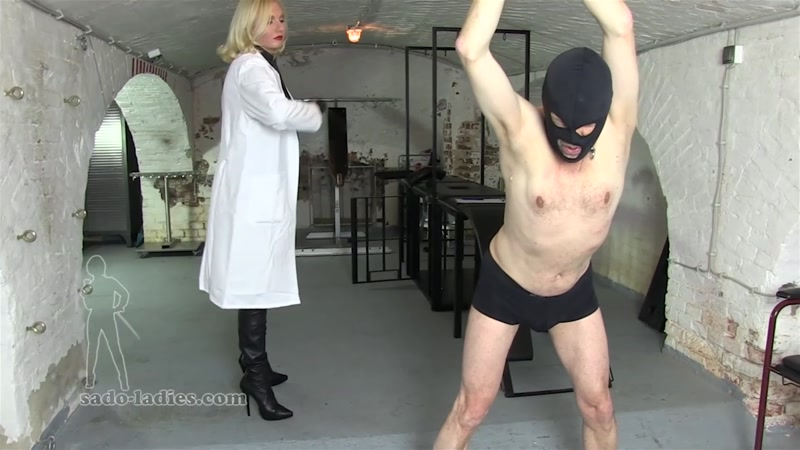 SADO LADIES: Akella The Slave Clinic [FullHD] (454 MB)